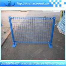 PVC Coated Fence Wire Mesh