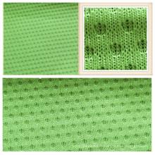 Tissu micro de maille de polyester de 100% pour le vêtement de Jersey d'habillement