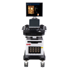 Máquina de ultra-som Doppler em cores UW-T6 4D