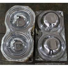 Steel Melamine Dinnerware Compression Die-Casting Mold (MJ-009)