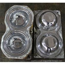 Molde de fundição da compressão de aço da melamina da melamina (MJ-009)