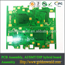 shen zhen Electronic PCB manufacturer and assembly aluminum pcb