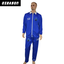 Men′s Cool Casual Dry Fit Sublimation Track Suit Sports Suit (TS001)