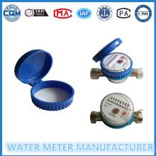 Ein Jet-Kaltwasserzähler 15mm Durchmesser