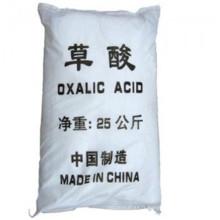 Qualité acide 99,6% d'acide oxalique de traitement de l'eau usée anhydre