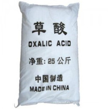 Waste Water Treatment Industry Grade 99.6% Oxalic Acid Anhydrous