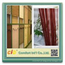 Home Office Vertical de tecido de cortina cortinas de tecidos