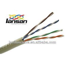 China utp cat5e cabo de sucata de cobre de alta qualidade com preço de fábrica