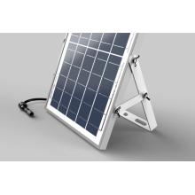 Projecteur solaire extérieur résistant aux intempéries