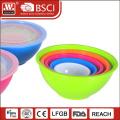 Futterbehälter Salat Schalen Dicke Ofdisposable Kunststoff Take away Behälter-Le Bol En Plastique