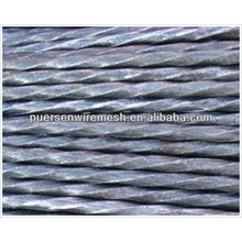 8mm Twisted Square Steel