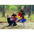 Playground Equipment Plastic Animal Springs For Kindergarten