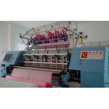 Máquina estofando nova do saco-cama de Yuxing, máquina estofando da canela da Multi-Agulha com o CE certificado