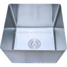 Cheap Stainless Steel traditional fabricated handmade bowl for Compartment sink