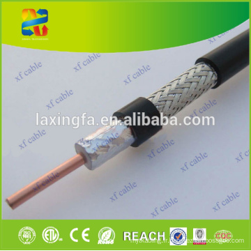 China Professional Cable Fabricant Rg11 Câble coaxial