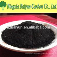 Precio en polvo de carbón activo basado en madera de 150 mallas por tonelada