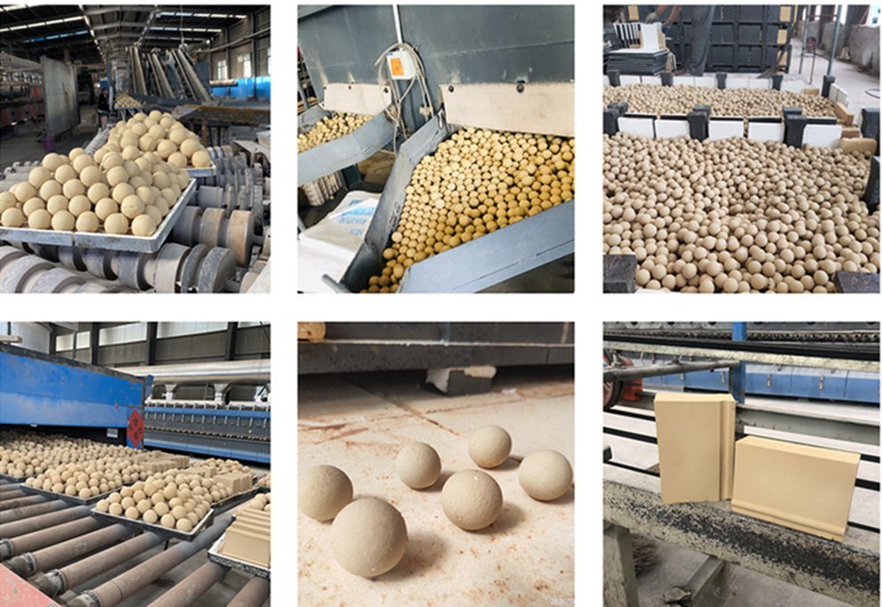 High Quality Wear Resistant Alumina Ball