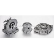 China fabricante alumínio morrer casting motor peças, fundição de investimento