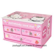 Подарочная коробка с подарочной коробкой с изображением и зеркалом