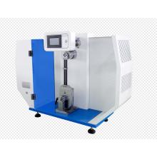 Máquina de prueba de impacto de haz simple con pantalla digital