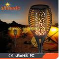Hot Selling Solar Fire Flicker Light Solar Torch Light 2 Pack High Quality Manufacturer Direct Sale Decoration Beauty Garden