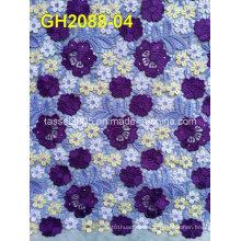 Best-Selling Multi Color Chemical Lace für Lady für Party