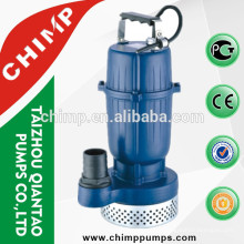 Chimp 0.37KW High quality QDX series clean submersible water pump for irrigation