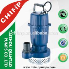 Chimp 1.5KW Alta qualitp série QDX limpo bomba de água submersível para irrigação