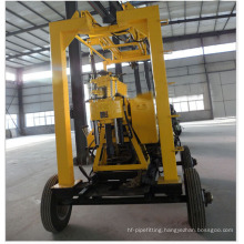 Shallow Medium Depth Hole Core Drilling Rig/ Water Drill Rig