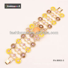 Mode Schmuck jamaikanischen Armbänder FA-B003-Serie