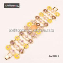 bracelets de jamaïcaine de bijoux de mode série FA-B003