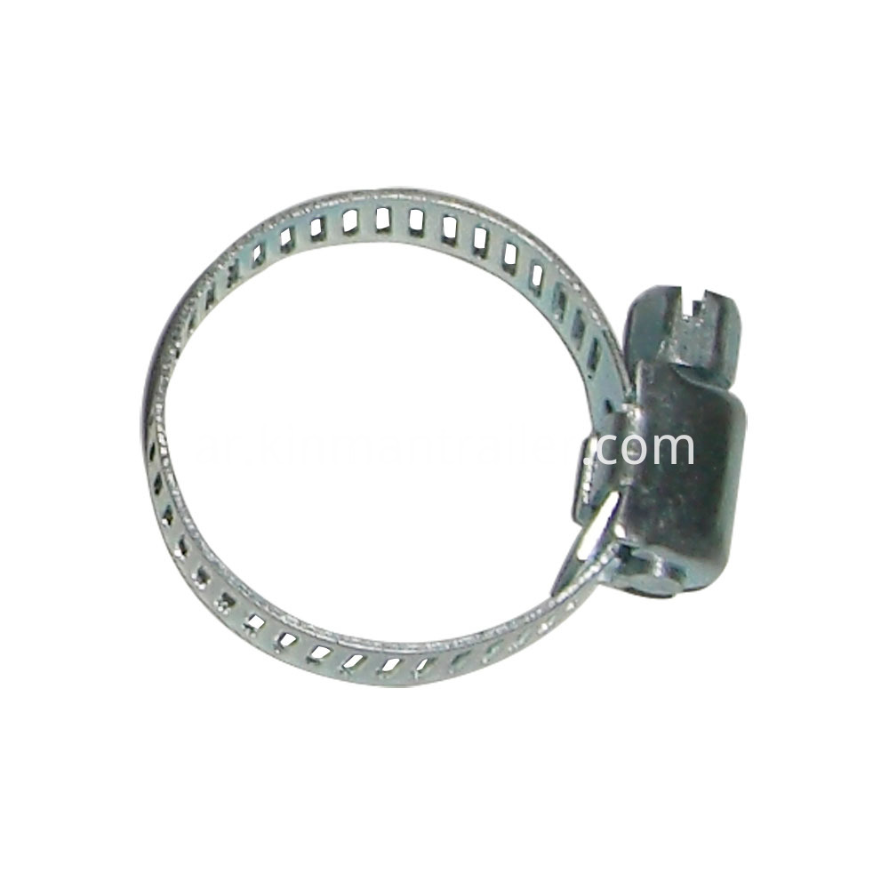 Hose Clamp Engagement Ring