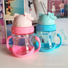 Botella de agua del bebé de la alta calidad