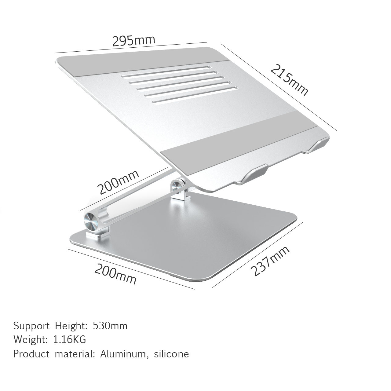 Vertical Stand Laptop