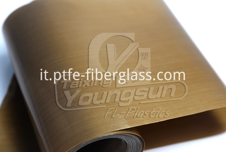 Teflone coated fabric