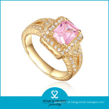 Atacado Diamond Wedding Ring Decoration Price