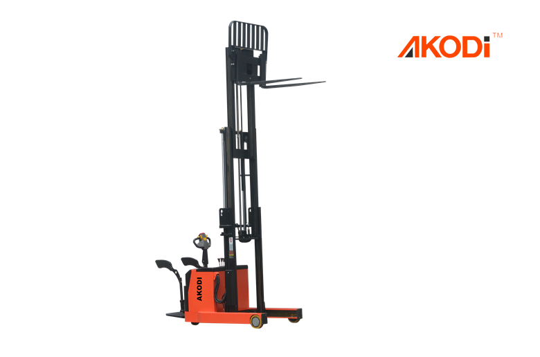Material Handling Reach Stacker