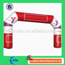 Customised cheap inflatable entrance / finish line arch for sale