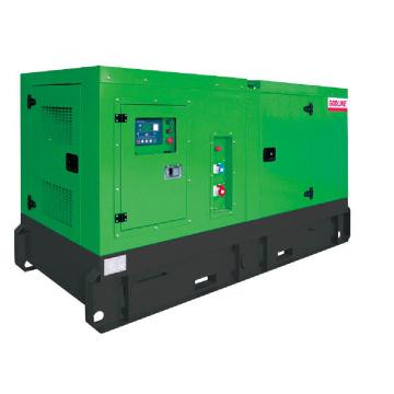 24kw Работает на Lovol Звукоизолированный дизельный генераторный комплект с низкой ценой