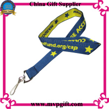 Customer Lanyard with Metal Hook
