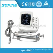 Con la pantalla del LCD del color del CE Dental Apex Locator