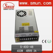 Unidad de fuente de alimentación de conmutación de 400W 48V Fuente de alimentación con ventilador