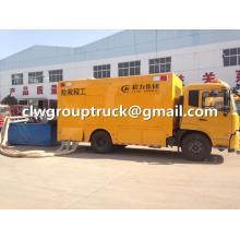 Resgate de Dongfeng Tianjin veículo utilitário de engenharia