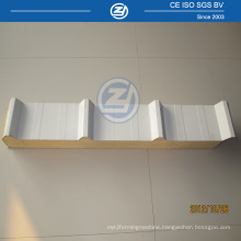 Roof Wall PU Sandwich Panel for Prefabricated Building