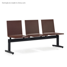 3 Seater Beam Chair with Injection Foam Seating