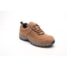 Vente chaude en cuir Nubuck marron & Suede chaussures de sécurité en cuir (LZ5001)
