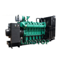 Silent Power Heavy Duty 150kva Diesel Generator Portable