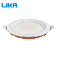 12W PC Round Concealed Mounted Led Panel Light