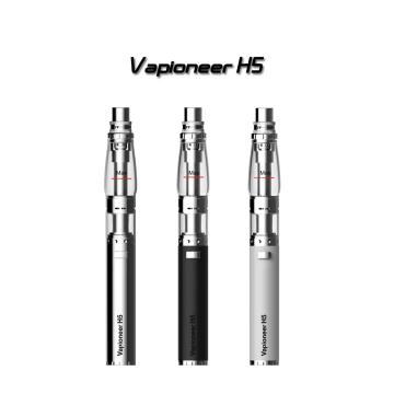 Vapioneer Shisha Vape Stift, E Liquid Vaporizer mit Wasser-Filter-Installation, schmecken am besten Geschmack
