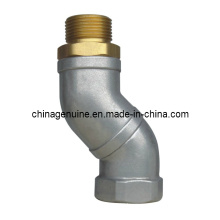 Zcheng Fuel Dispenser Parts Oil Couple Universal Joint Hose Swivel Zcs-04